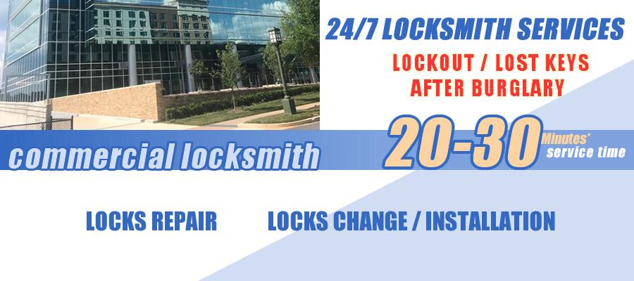 Commercial locksmith Decatur
