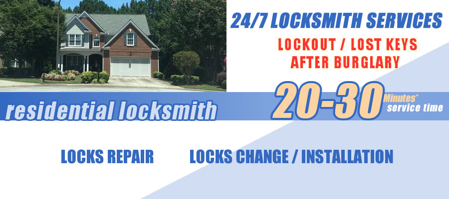 Residential locksmith Decatur