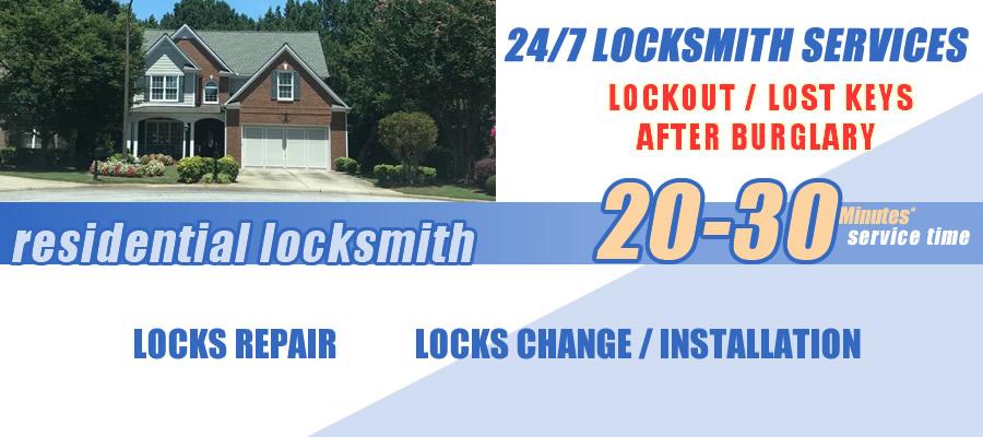 Residential locksmith Decatur